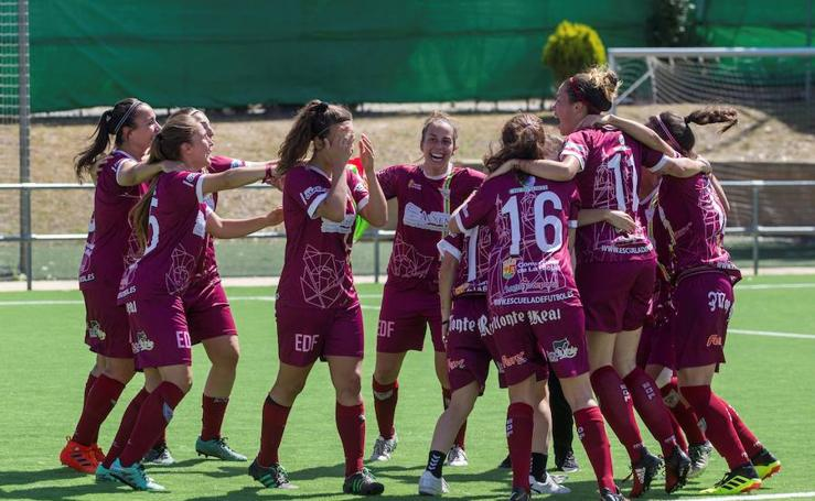 Ascenso del EDF a Primera División