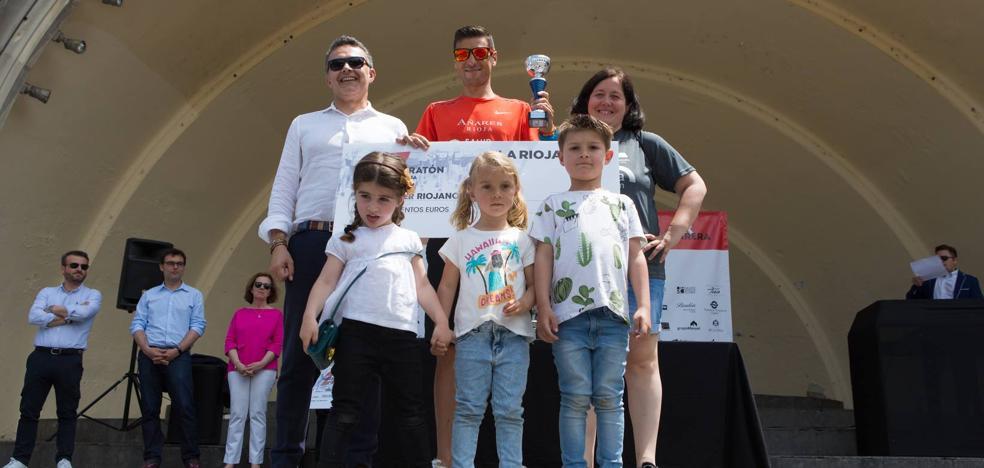 Media Maratón: entrega de premios