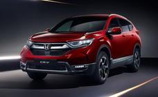 Honda lanzará el nuevo CR-V con 7 plazas