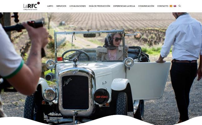 Nace La Rioja Film Commission para la promoción y gestión de rodajes en la región