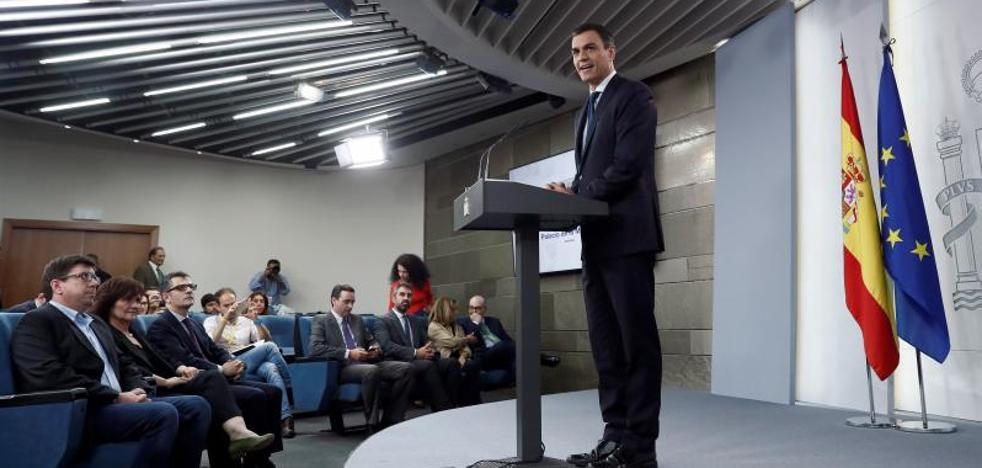Pedro Sánchez se rodea de un equipo de Gobierno para asentarse en el poder
