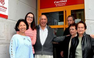 Cáritas ha atendido a 150 personas en sus talleres sociales y de apoyo escolar