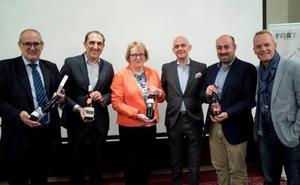 Ramón Bilbao, con el vino español en Rusia