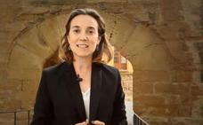 El saludo por de la alcaldesa por San Bernabé