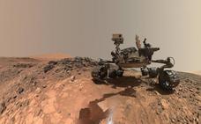 Descubren la materia orgánica más compleja conocida hasta ahora en Marte
