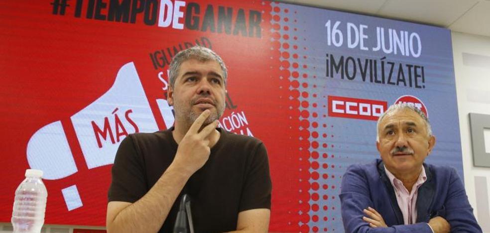 Patronal y sindicatos, «muy cerca» de establecer un salario mínimo por convenio de 1.000 euros