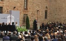 Ceniceros llama a un «acuerdo social entre generaciones» para conquistar el futuro de La Rioja