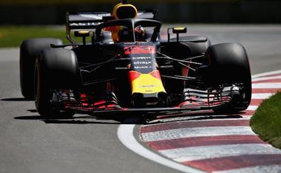 Verstappen fue el más rápido en Canadá
