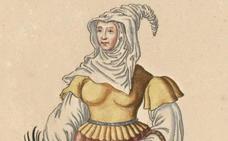 Vestidos como en 1521