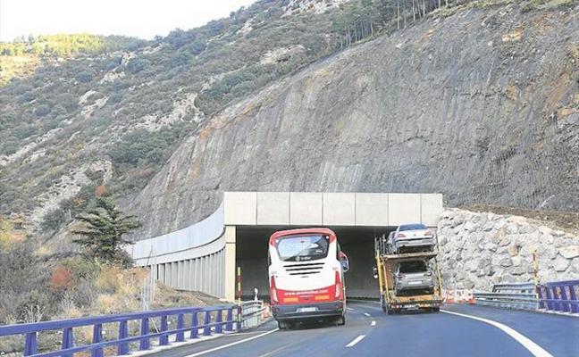 El Ayuntamiento de Nájera propone un falso túnel para Peñaescalera
