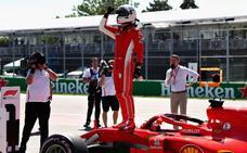 Canadá se le atraganta al McLaren de Alonso