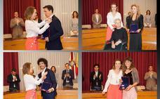 La alcaldesa destaca la proyección de Logroño por los «insignes» de San Bernabé