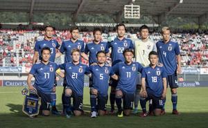Japón llega sin haber tenido tiempo para preparar el torneo