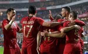 Portugal, el gran sueño de la campeona de Europa