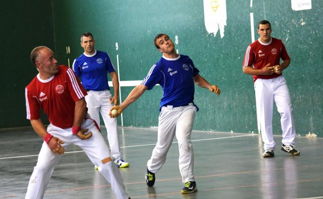 Capellán y Ruiz se llevan el triunfo