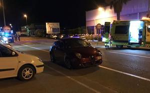 Atropellada una mujer en Alfaro