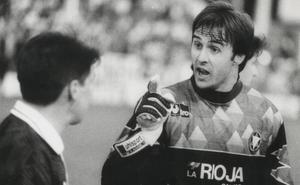 «En Logroño viví el lado más bonito del fútbol»