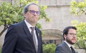 Torra acelera los trámites para recuperar el Diplocat y las embajadas catalanas
