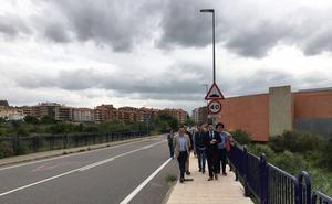 80.000 euros para aumentar la seguridad en la zona del colegio Sagrado Corazón, en Arnedo