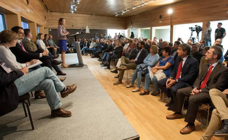 Gamarra: balance de tres años de mandato