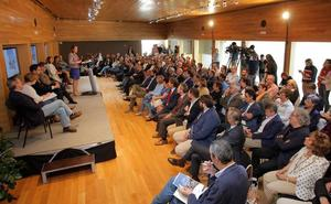 Gamarra hace balance de sus tres años de gobierno