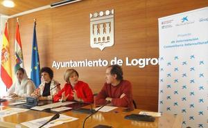 Logroño celebra la Feria de Convivencia para fomentar la interculturalidad