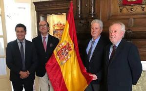 El centro riojano de Madrid aboga por la sociedad civil española