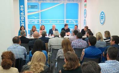 Ceniceros apela a unidad para fortalecer el proyecto del PP y ofrecer confianza