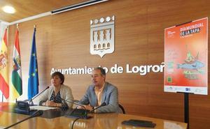 Logroño celebra el 21 el Día Internacional de la Tapa