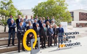 Ceniceros resalta el poder de Dialnet como agente de la imagen de La Rioja en el exterior