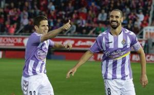 Pablo Hervías guía al Valladolid al ascenso