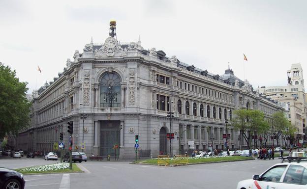 El Banco de España mantiene la previsión del PIB en el 2,7% pero ve riesgos a la baja