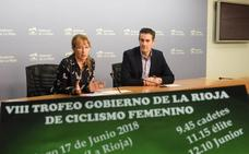El VIII Trofeo Gobierno de La Rioja reunirá a 150 ciclistas en Entrena