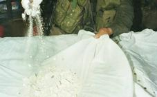 Intervenidos 32 kilos de cocaína y 65 de 'speed' destinados a los Sanfermines