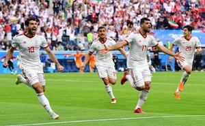 El muro persa espera a La Roja
