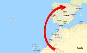 Unos cuarenta niños saharauis pasarán este verano con familias riojanas