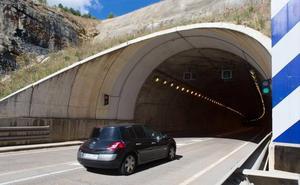 El túnel de Piqueras cierra del 18 al 21 de junio