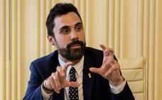 Torrent denuncia a Llarena por «detención ilegal» de diputados y prevaricación