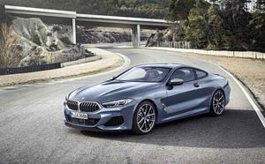 BMW Serie 8 Cupé, pasión germana