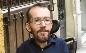 Echenique considera «coherente» que Rajoy deje escaño tras la sentencia Gürtel