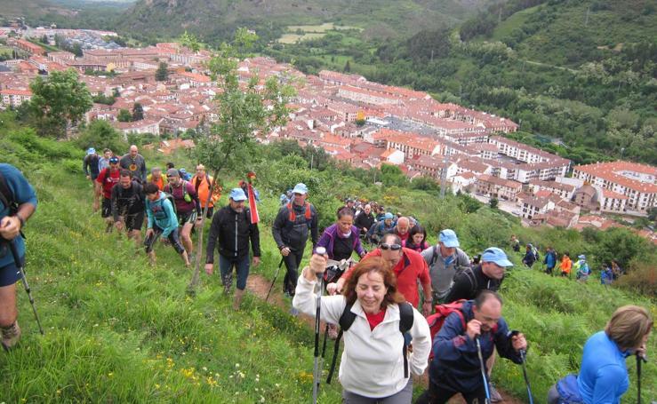 XXIII Travesía Valle de Ezcaray. Memorial Javi valgañón