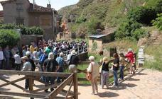 Encuentro de asociaciones culturales en Herce