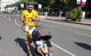 El auténtico ganador del triatlón de Logroño