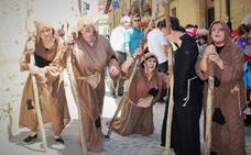Segunda jornada medieval en Briones