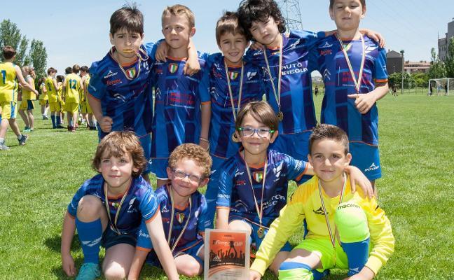 Campeones antes del verano