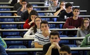El 96,34% de los alumnos riojanos aprueba la EBAU