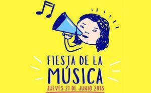 Piccolo & Saxo llena Logroño de música este jueves