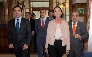 La ministra de Industria aclara: «No venimos a derogar» todas las leyes del PP