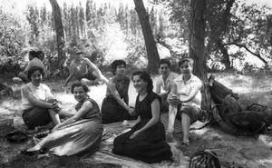 Fiesta campestre en Calahorra
