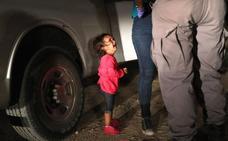 Clamor contra Trump por separar a los inmigrantes de sus hijos